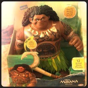 Maui doll (moana)